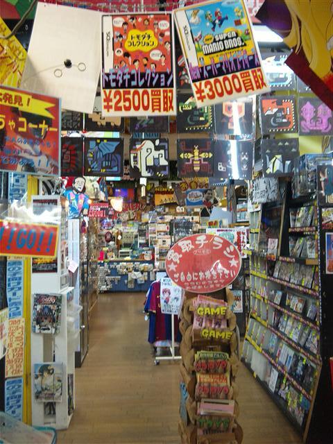 万代書店長野店10-5