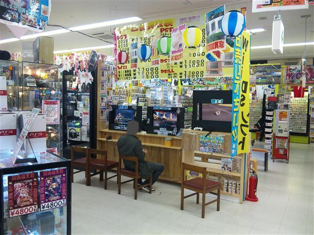 ゲーム倉庫盛岡店,萬屋盛岡店10-9