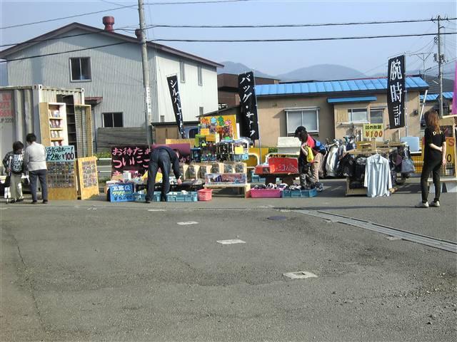 リサイクルガレージ,開放倉庫会津若松店8-4